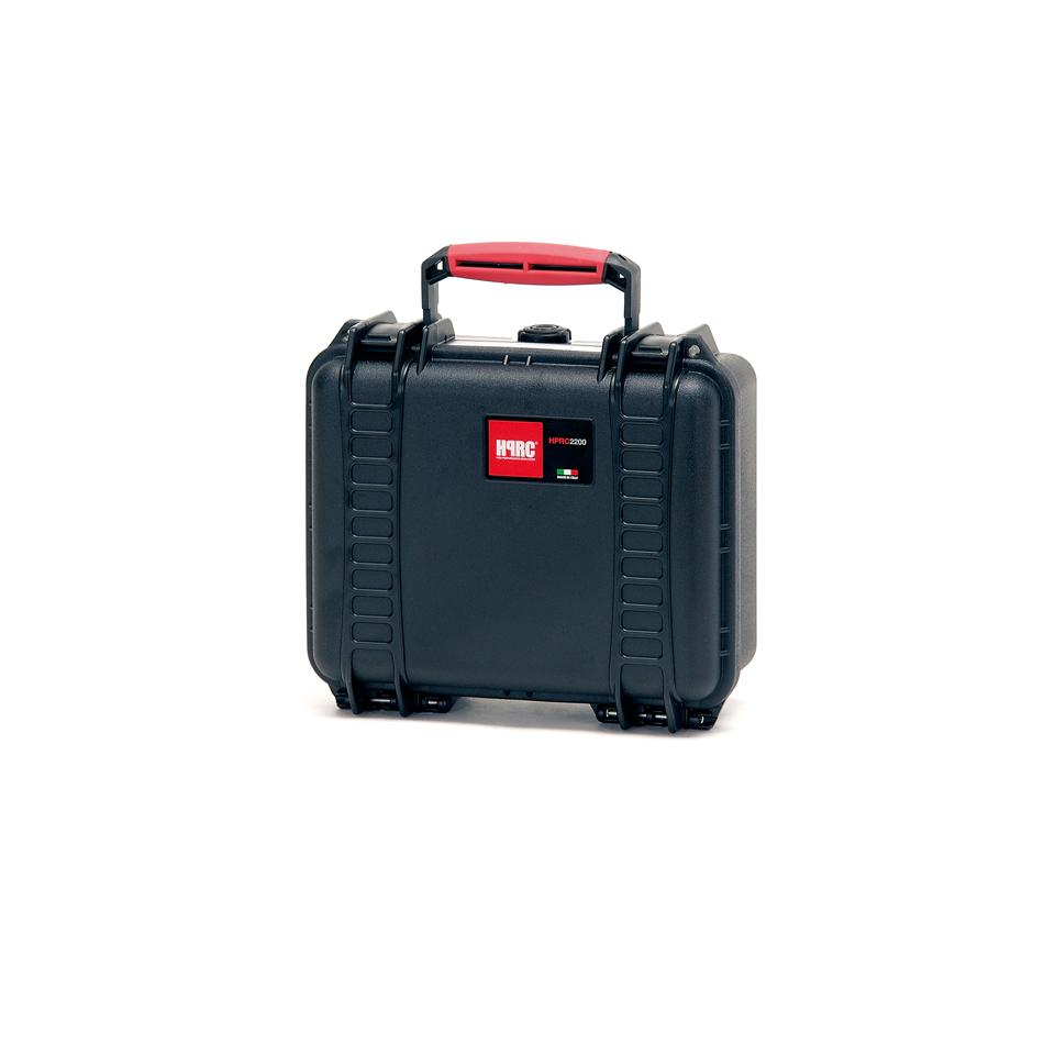 HPRC2200-EMPBLK-Harderback-Case